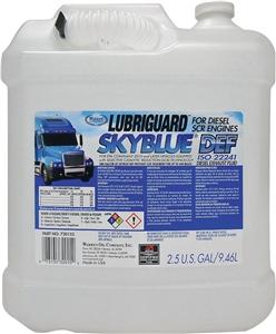 Lubricants & Fluids